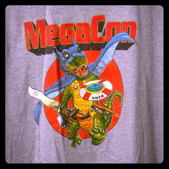 Other - MegaCon 2014 VIP exclusive T-shirt, 3XL